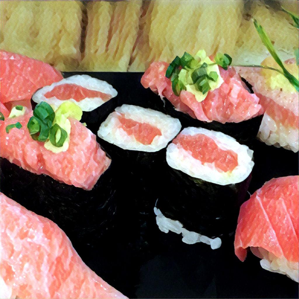 Hosomski sushi