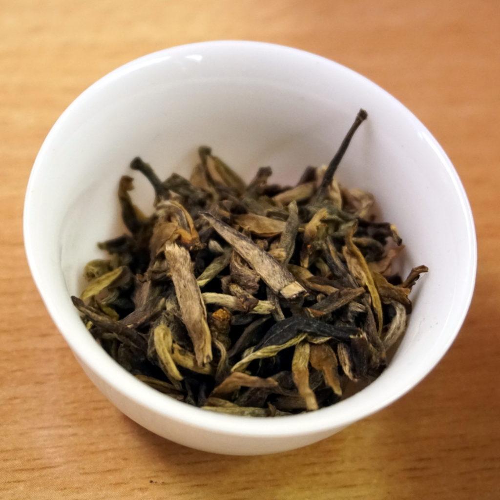 Chinese green tea Xinyang Maojian (Xìnyáng Máojiān)